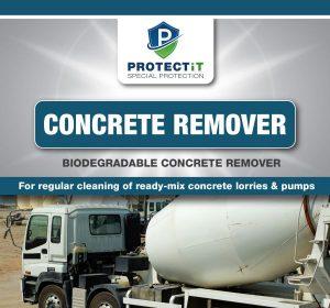 Heavy Duty Concrete Remover